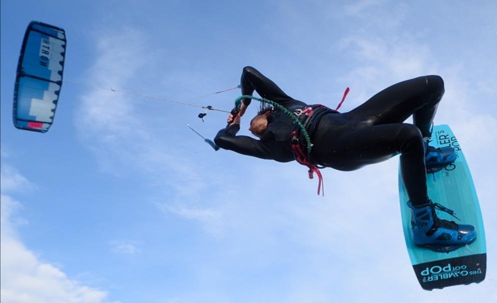S-Bend Kitesurfing